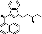 AM2201 N-<wbr/>(3-<wbr/>chloropentyl) isomer