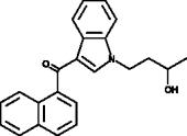 (±)-<wbr/>JWH 073 N-<wbr/>(3-<wbr/>hydroxybutyl) metabolite