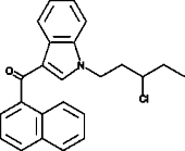 AM2201 N-<wbr/>(3-<wbr/>chloropentyl) isomer