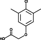 (4-Chloro-3,5-dimethyl<wbr/>phenoxy)<wbr/>acetic Acid