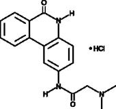 PJ-<wbr/>34 (hydro<wbr>chloride)