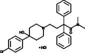 Loperamide (hydro<wbr>chloride)