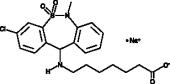 Tianeptine (sodium salt)