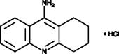Tacrine (hydro<wbr>chloride)