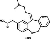 Olopatadine (hydro<wbr>chloride)