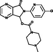 Zopiclone (CRM)