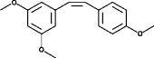 <em>cis</em>-<wbr/>trismethoxy Resveratrol
