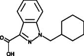 AB-<wbr/>CHMINACA metabolite M4