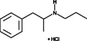 N-<wbr/>Propylamphetamine (hydro<wbr>chloride)