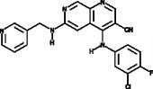 Tpl2 Kinase Inhibitor