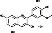 Petunidin (chloride)
