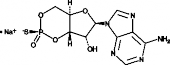 Sp-<wbr/>Cyclic AMPS (sodium salt)