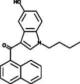 JWH 073 5-<wbr/>hydroxyindole metabolite