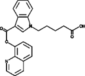 PB-<wbr/>22 N-<wbr/>pentanoic acid metabolite
