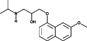 <em>rac</em>-7-methoxy Propranolol