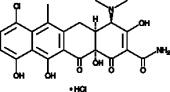 4-Epianhydro<wbr/>chlortetra<wbr/>cycline (hydro<wbr/>chloride)