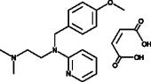 Mepyramine (maleate)