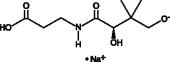 D-Pantothenic Acid (sodium salt)