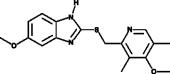 Omeprazole sulfide
