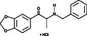 3,4-<wbr/>Methylenedioxy-<wbr/>N-<wbr/>benzylcathinone (hydro<wbr>chloride)