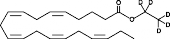 Eicosa<wbr/>pentaenoic Acid ethyl ester-<wbr/>d<sub>5</sub>