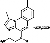 BMS 345541 (trifluoro<wbr/>acetate salt)