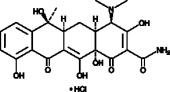 Epitetracycline (hydrochloride)