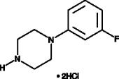 1-(3-Fluoro<wbr/>phenyl)<wbr/>piperazine (hydro<wbr/>chloride)