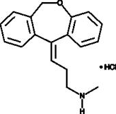 Desmethyl<wbr/>doxepin (hydro<wbr>chloride)