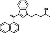 (±)-<wbr/>JWH 018 N-<wbr/>(4-<wbr/>hydroxypentyl) metabolite