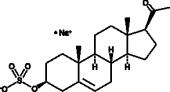 Pregnenolone sulfate (sodium salt)