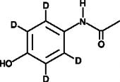Acetaminophen<wbr/>-d<sub>4</sub>