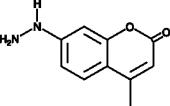 Coumarin hydrazine