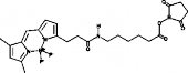3-BODIPY-pro<wbr/>panoylamino<wbr/>caproic Acid N-hydroxy<wbr/>succinimide ester