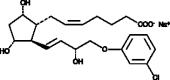 (+)-<wbr/>Cloprostenol (sodium salt)
