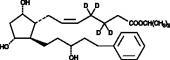 Latanoprost-<wbr/>d<sub>4</sub>