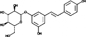Resveratrol-3-O-<wbr/>D-Glycoside (piceide)
