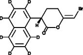 (S)-<wbr/>Bromoenol lactone-<wbr/>d<sub>7</sub>