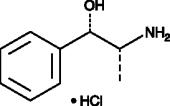 DL-<wbr/>Norephedrine (hydro<wbr>chloride)