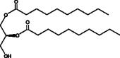 1,2-<wbr/>Didecanoyl-<wbr/><em>sn</em>-<wbr/>glycerol