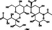 3'-Sialyllactose (sodium salt)
