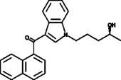 (S)-<wbr/>(+)-<wbr/>JWH 018 N-<wbr/>(4-<wbr/>hydroxypentyl) metabolite