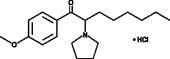 4-<wbr/>methoxy PV9 (hydro<wbr>chloride)