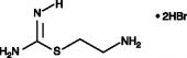 S-(2-<wbr/>aminoethyl) Isothiourea (dihydro<wbr/>bromide)