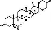 5α-hydroxy Laxogenin