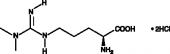 N<sup>G</sup>,N<sup>G</sup>-<wbr/>dimethyl-<wbr/>L-<wbr/>Arginine (hydro<wbr>chloride)