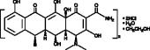 Doxycycline (hyclate)