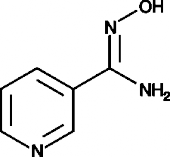 3-<wbr/>Pyridylamide oxime