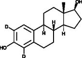 17β-Estradiol-d<sub>2</sub>
