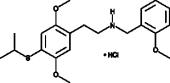 25T4-<wbr/>NBOMe (hydro<wbr>chloride)